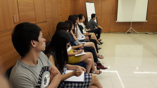 Khóa học kỹ năng quản lý cấp trung 3