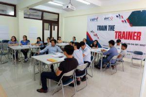 Chương trình đào tạo train the trainer