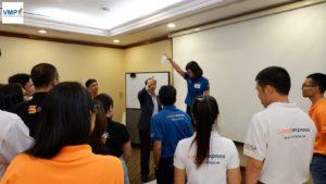 Khóa học đào tạo kỹ năng lãnh đạo nhóm