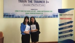 Chương trình train the trainer tại Hà Nội