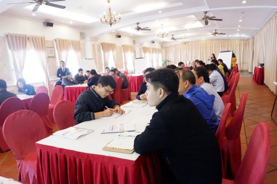 các khóa học dành cho cấp quản lý 2