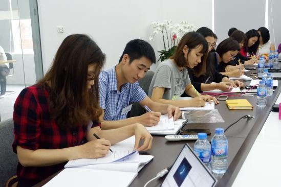 khóa học dành cho quản lý cấp trung 2
