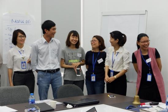 Nâng cao năng lực cho quản lý cấp trung 2