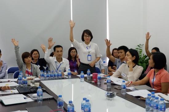 khóa học dành cho quản lý cấp trung 1