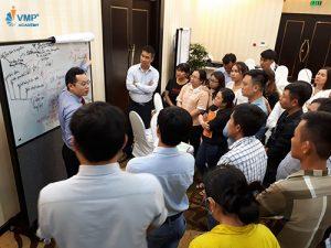 thảo luận kỹ năng bán hàng VMP