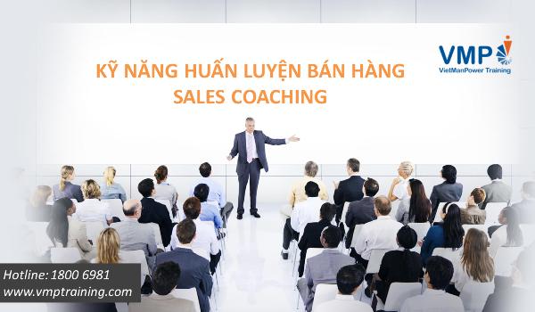 kỹ năng huấn luyện bán hàng